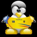 ecuador,penguin,animal icon
