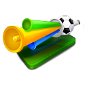 Fans, Horn icon