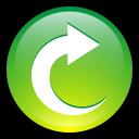 reload, button, refresh icon