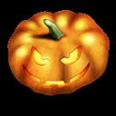 pumpkin, evil, jack o lantern, halloween icon