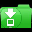 downloads,download,descending icon