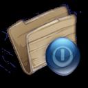 Folder Startup icon