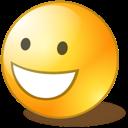 Happy, Positive, Smiley icon