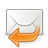Gnome, Mail, Reply, Sender icon