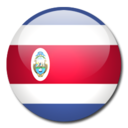costa,rica,flag icon