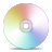 cd, spectrum icon