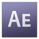 adobe, cs3, effects, after icon