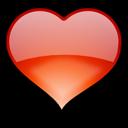 love, heart, bookmark icon