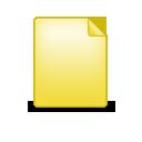 document,plain,file icon