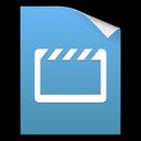 google, clip, movie, docs, video icon