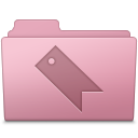 Favorites Folder Sakura icon