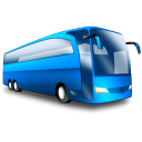 vehicle, transportation, transport, bus, automobile, car, travel icon