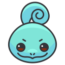 pokemon, go, game, squirtle, play icon