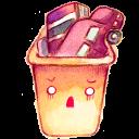 Recycle Bin Full 2 icon