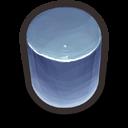 Blue Cylinder icon
