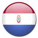 flag, paraguay, country icon