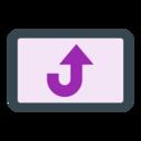 rotate to portrait icon