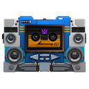 Soundwave, Transformers icon