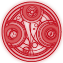 time, lord, r, seal icon