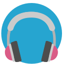 listen, earphone, sound, music, earpod, headphones icon