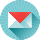 letter, mail, email, message icon