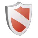 Protect, Red icon
