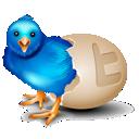 egg, bird icon