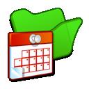 tasks, scheduled, folder, green icon