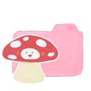 candy, folder, mushroom, ak icon