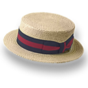 hat,straw,derby icon
