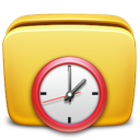 Folder, , Scheduled, Tasks icon