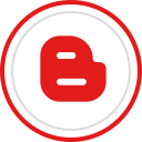 brand, social, blogger, logo, media icon