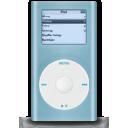 2g, Blue, Ipod, Mini icon