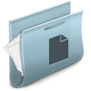 paper, document, file, folder icon
