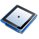 Blue, Ipod, Nano icon