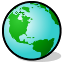earth, planet, browser, globe, world icon