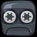 machine, tape icon