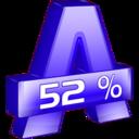 Alcohol 52% icon