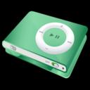ipod,shuffle,pale icon