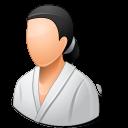 wrestler, female icon
