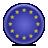 flag, european, union icon