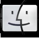 Dock, Finder icon