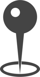 map,pin icon