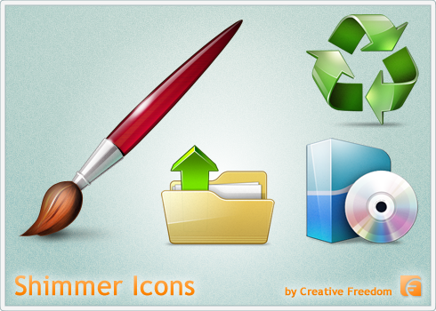 shimmer icon