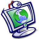 network, local icon