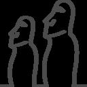 pascha,statue icon