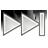 gnome, 48, skip, forward, media icon