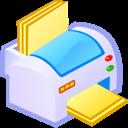 print, hardware, printer icon