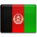 country, afghanistan, flag icon