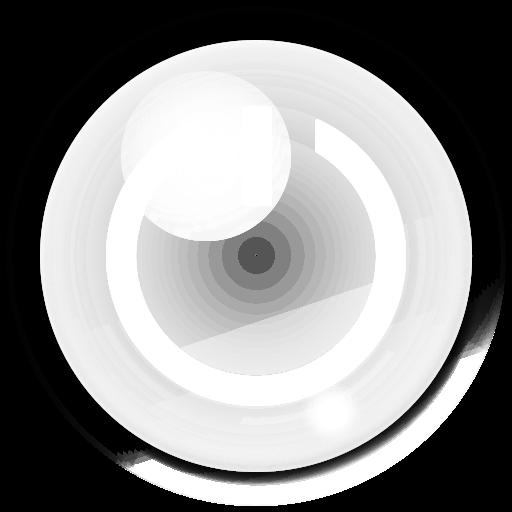 standby, bubble icon